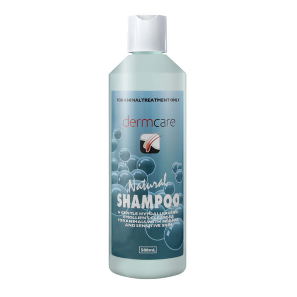 Dermcare Natural Shampoo 500ml 1