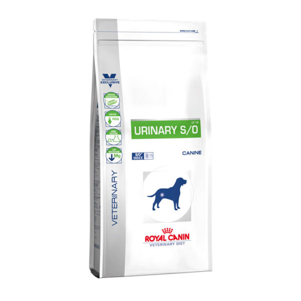 Royal Canin Vet Diet Canine Urinary S/O 7kg 1