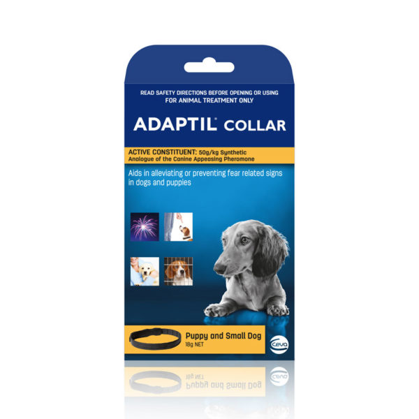 Adaptil DAP Pheromone Collar for Puppies and Small Dogs 1