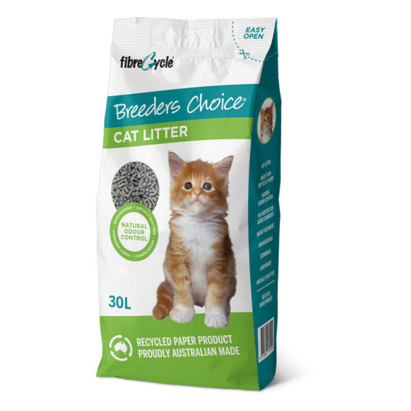 Breeder's Choice Cat Litter 10kg (30 Litres) 1
