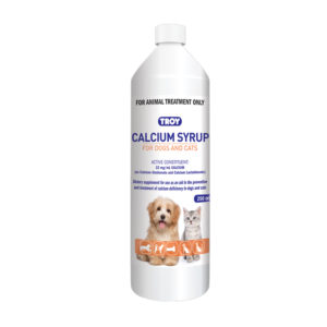 Calcium Syrup for Dogs & Cats 250ml 1