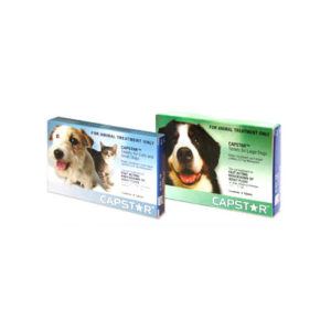 Capstar Flea Knockdown Large Tablets - 6 Pack 1