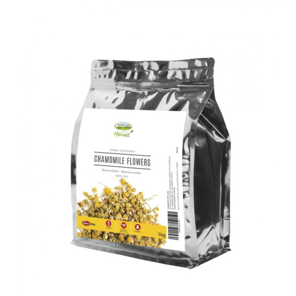 Crooked Lane Harvest Chamomile Flowers 1kg 1
