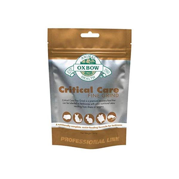 Critical Care for Herbivores Fine Grind 100g 1