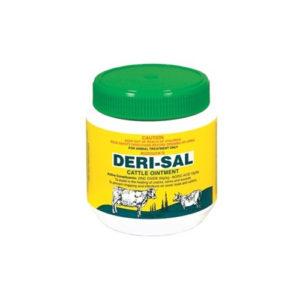 Rudduck's Deri-Sal Catttle Ointment 500g 1