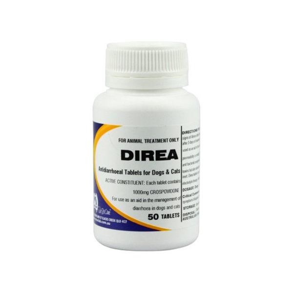 Direa Antidiarrhoeal Tablets  - 50 Pack 1