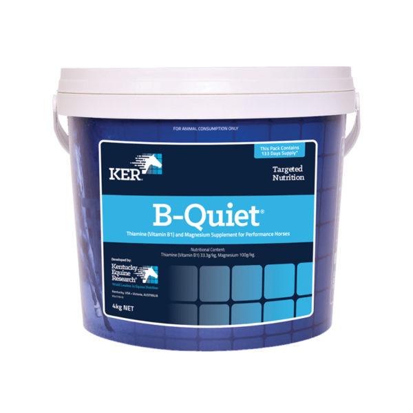 KER B-Quiet Powder 4kg 1