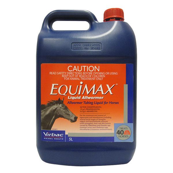 Equimax Liquid Allwormer 5L 1