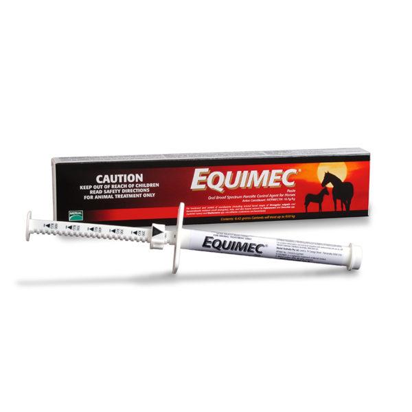 Equimec Paste 6.42g Syringe 1