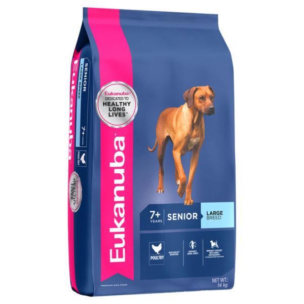 Eukanuba Senior Dog Large Breed 14kg 1