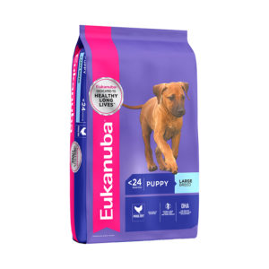 Eukanuba Puppy Large Breed 3kg 1