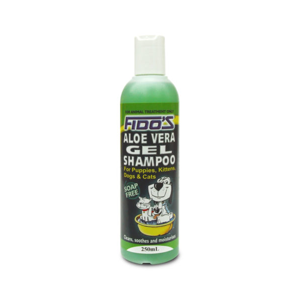 Fido's Aloe Vera Shampoo 250ml 1