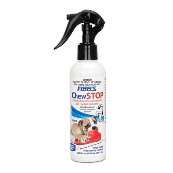 Fido's Chewstop Spray 200ml 1