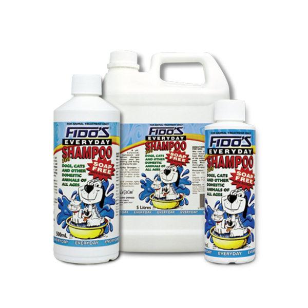 Fido's Everyday Pet Shampoo 250ml 1