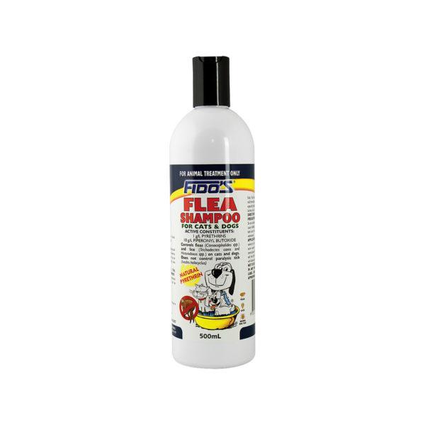 Fido's Flea Shampoo 500ml 1