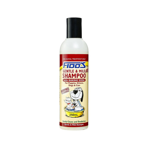 Fido's Gentle and Mild Shampoo with Baking Soda 250ml 1