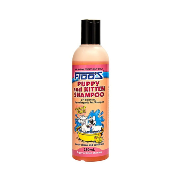 Fido's Puppy and Kitten Shampoo 250ml 1