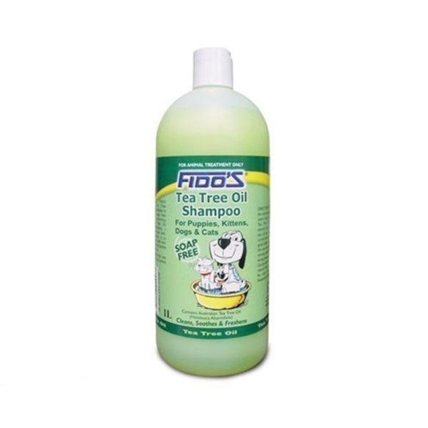 Fido's Tea Tree Oil Shampoo 1L 1