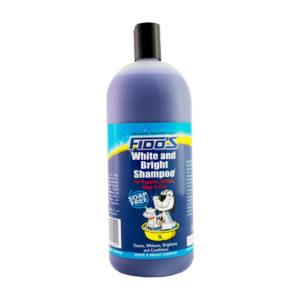 Fido's White and Bright Shampoo 1L 1