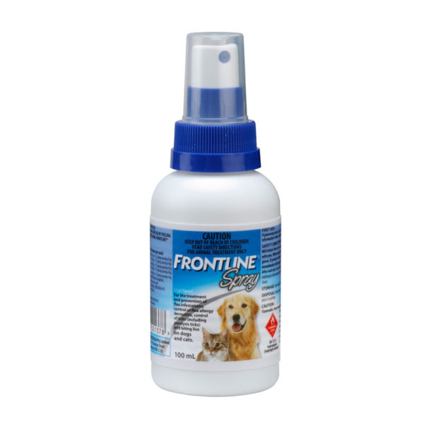 Frontline Spray for Dogs & Cats 100ml 1