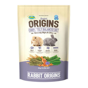 Vetafarm Rabbit Origins Food 6kg 1