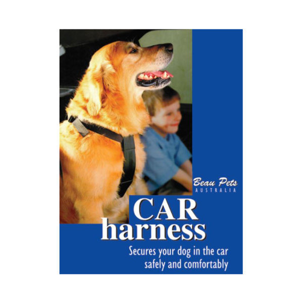 Beau Pets Dog Car Harness Medium 1