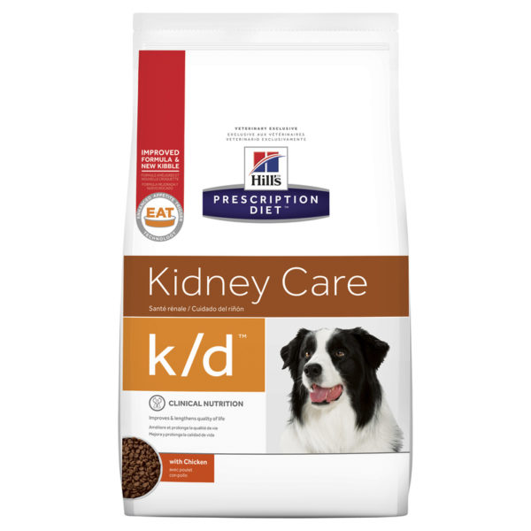 Hills Prescription Diet Canine k/d Kidney Care 7.98kg 1