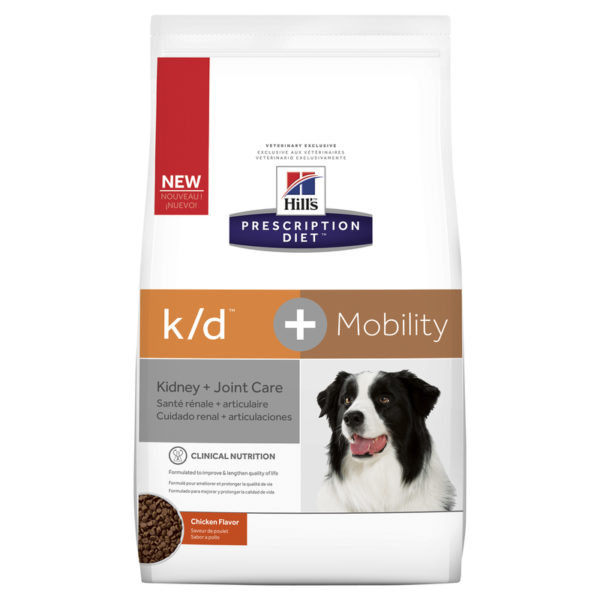 Hills Prescription Diet Canine k/d Kidney Care + Mobility 8.48kg 1