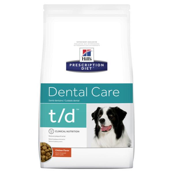 Hills Prescription Diet Canine t/d Dental Care 5.5kg 1