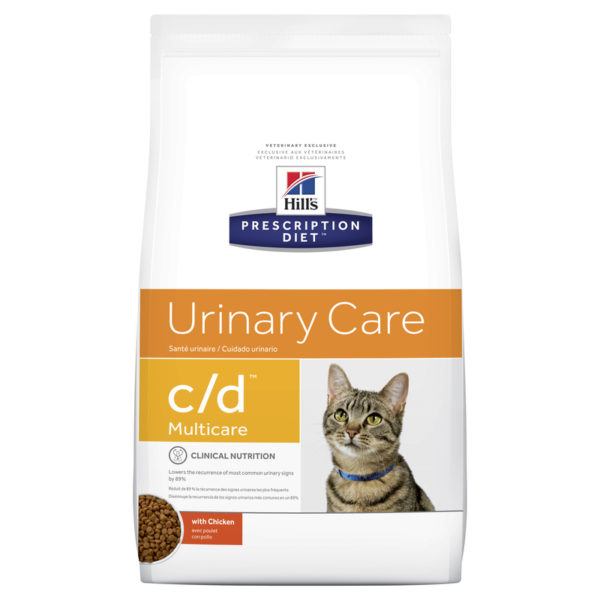Hills Prescription Diet Feline c/d Urinary Multicare 3.8kg 1
