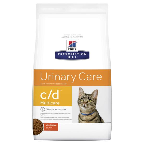 Hills Prescription Diet Feline c/d Urinary Multicare 1.5kg 1