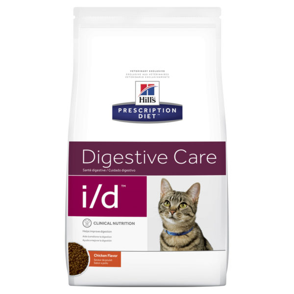 Hills Prescription Diet Feline i/d Digestive Care 1.8kg 1
