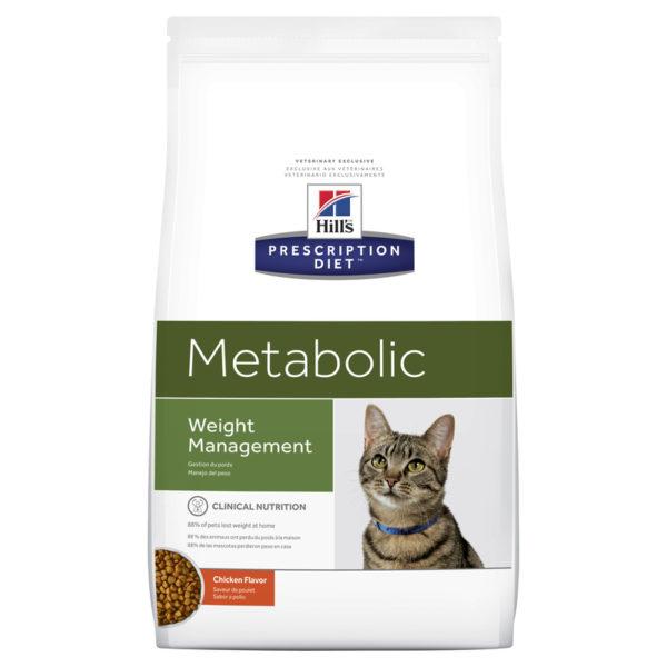 Hills Prescription Diet Feline Metabolic 1.5kg 1