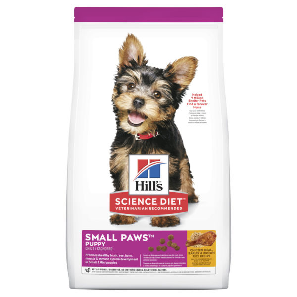 Hills Science Diet Puppy Small Paws 1.5kg 1
