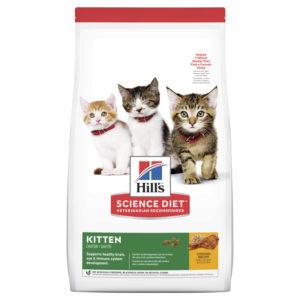 Hill's Science Diet Kitten Foods 7