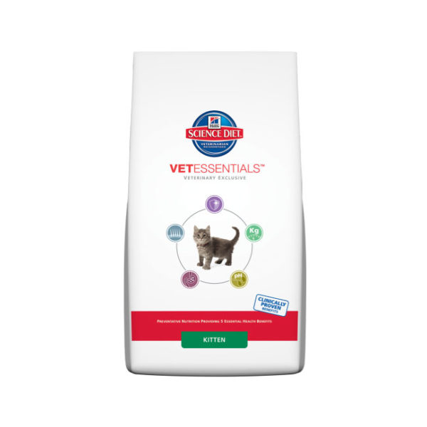 Hills Science Diet Vet Essentials Kitten 2.5kg 1