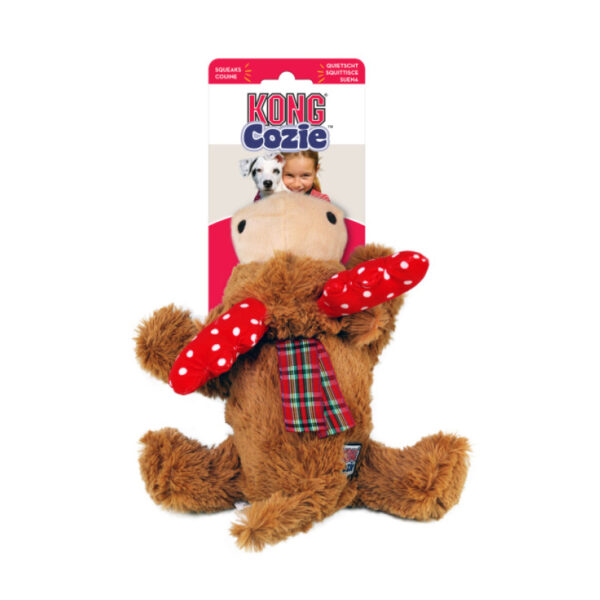 KONG Dog Christmas Cozie Reindeer Medium 1
