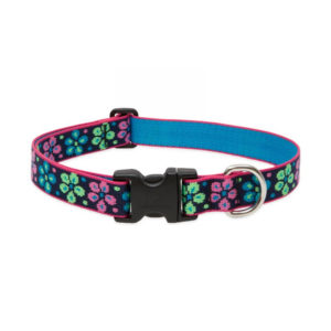 Lupine Flower Power Large Dog Lead 120cm 1