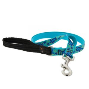 Lupine Turtle Reef Large Dog Lead 120cm 1