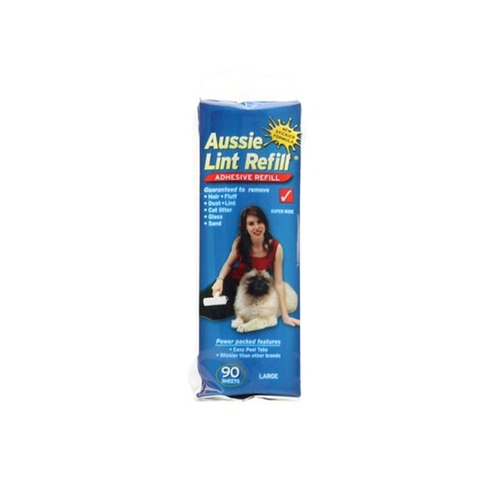 Aussie Lint Roller Refill Large 1