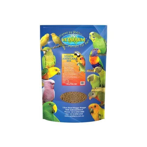 Vetafarm Breeder Parrot Pellets 10kg 1