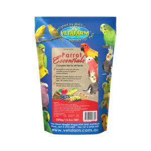 Vetafarm Parrot Essentials 350g 1