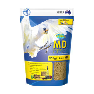 Vetafarm Parrot Maintenance Diet Pellets 350g 1