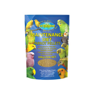 Vetafarm Parrot Maintenance Diet Pellets 10kg 1