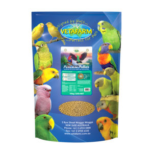 Vetafarm Paradise Pellets for Frugivores 10kg 1