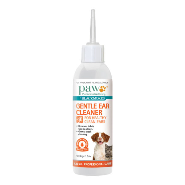 PAW Gentle Ear Cleaner 120ml 1