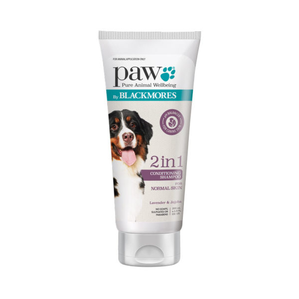 PAW 2 in 1 Conditioning Shampoo 200ml 1
