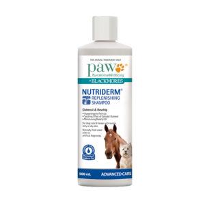 PAW Nutriderm Shampoo 200ml 1