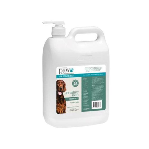 PAW Sensitive Skin Shampoo 5L 1