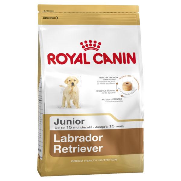 Royal Canin Breed Health Nutrition Labrador Retriever Junior 12kg 1